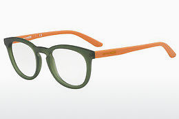 Gafas de diseño Arnette BOTTOM TURN (AN7120 2419) - Transparentes, Verdes