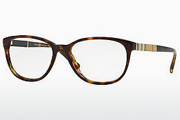 Gafas de diseño Burberry BE2172 3002 - Marrones, Havanna