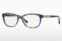 Gafas de diseño Burberry BE2172 3613 - Azules, Marrones, Havanna