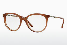 Gafas de diseño Burberry BE2244Q 3173 - Marrones