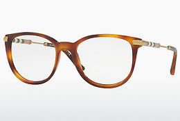 Gafas de diseño Burberry BE2255Q 3316 - Marrones, Havanna