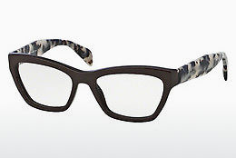 Gafas de diseño Prada JOURNAL (PR 14QV DHO1O1) - Marrones