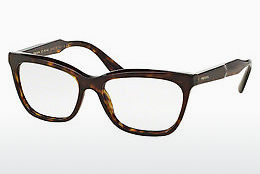 Gafas de diseño Prada JOURNAL (PR 24SV 2AU1O1) - Marrones, Havanna