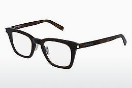 Gafas de diseño Saint Laurent SL 139 SLIM 003 - Marrones, Havanna
