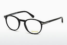 Gafas de diseño Tom Ford FT5294 52A - Marrones, Havanna