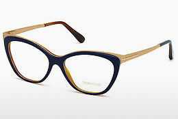 Gafas de diseño Tom Ford FT5374 090 - Azules