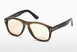 Gafas de diseño Tom Ford FT5440-P 64E - Concha, Horn, Brown