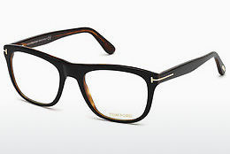 Gafas de diseño Tom Ford FT5480 001 - Negras, Shiny