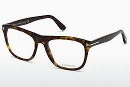 Gafas de diseño Tom Ford FT5480 052 - Marrones, Dark, Havana