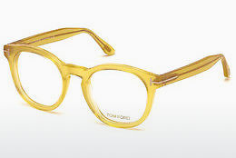 Gafas de diseño Tom Ford FT5489 041 - Amarillas