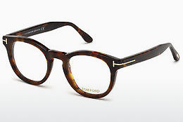 Gafas de diseño Tom Ford FT5489 055 - Policromas, Marrones, Havanna