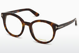 Gafas de diseño Tom Ford FT5491 055 - Havanna, Marrones