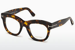 Gafas de diseño Tom Ford FT5493 052 - Marrones, Dark, Havana