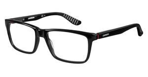 Carrera CA8801 29A SHN BLACK