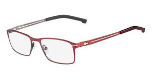 Lacoste L2167 615 SATIN RED