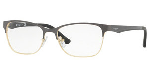 Vogue VO3940 5061 DARK GREY/PALE GOLD