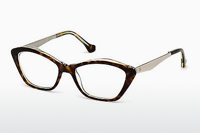 Gafas de diseño Balenciaga BA5040 053 - Havanna, Yellow, Blond, Brown