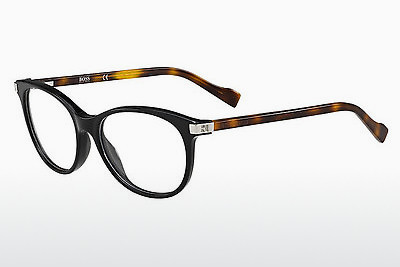 Gafas de diseño Boss Orange BO 0184 19C - Negras, Marrones, Havanna