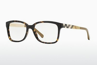 Gafas de diseño Burberry BE2143 3002 - Marrones, Havanna