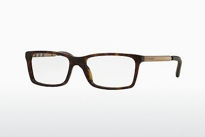Gafas de diseño Burberry BE2159Q 3002 - Marrones, Havanna