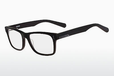 Gafas de diseño Dragon DR132 SPENCER 002 - Negras, Matt