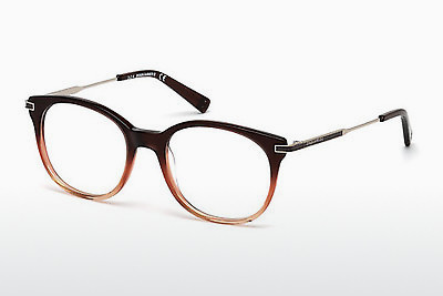 Gafas de diseño Dsquared DQ5164 050 - Marrones, Dark