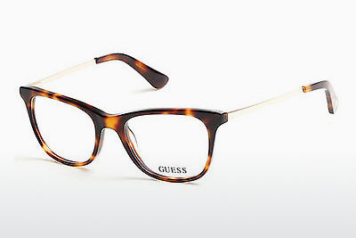 Gafas de diseño Guess GU2532 053 - Havanna, Yellow, Blond, Brown