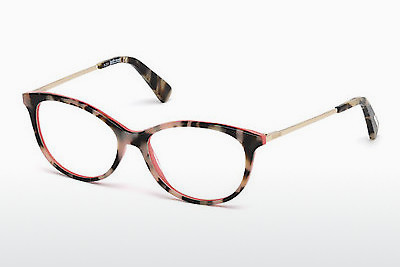 Gafas de diseño Just Cavalli JC0755 055 - Havanna, Marrones