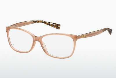 Gafas de diseño Max Mara MM 1230 BY0 - Marrones, Leopard