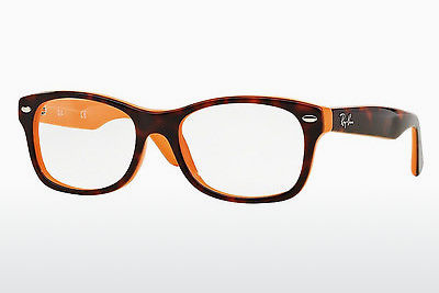Gafas de diseño Ray-Ban Junior RY1528 3661 - Marrones, Havanna