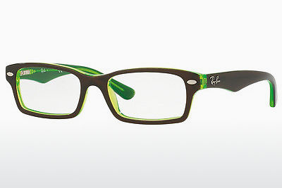 Gafas de diseño Ray-Ban Junior RY1530 3665 - Marrones