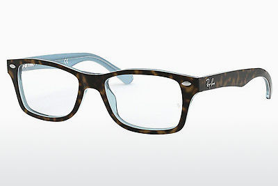 Gafas de diseño Ray-Ban Junior RY1531 3701 - Azules, Marrones, Havanna