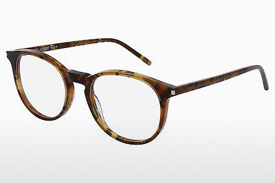 Gafas de diseño Saint Laurent SL 106 003 - Marrones, Havanna