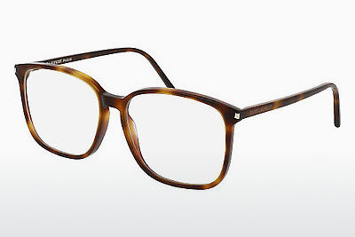 Gafas de diseño Saint Laurent SL 107 003 - Marrones, Havanna