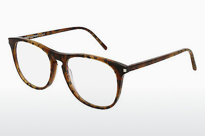 Gafas de diseño Saint Laurent SL 146 003 - Marrones, Havanna