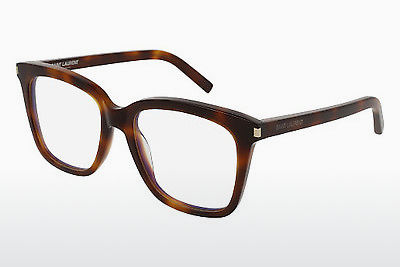 Gafas de diseño Saint Laurent SL 166 002 - Marrones, Havanna