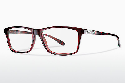 Gafas de diseño Smith MANNING 4RC - Rojas, Marrones, Havanna