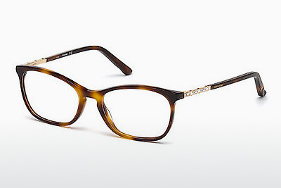 Gafas de diseño Swarovski SK5164 053 - Havanna, Yellow, Blond, Brown