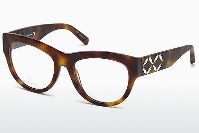 Gafas de diseño Swarovski SK5214 053 - Havanna, Yellow, Blond, Brown