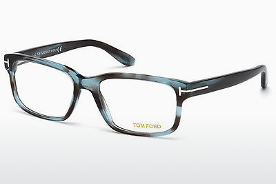 Gafas de diseño Tom Ford FT5313 086 - Azules, Azurblue