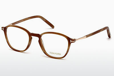 Gafas de diseño Tom Ford FT5397 062 - Marrones, Horn, Ivory