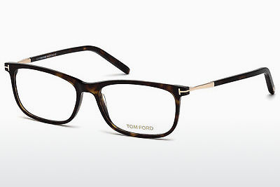 Gafas de diseño Tom Ford FT5398 052 - Marrones, Dark, Havana