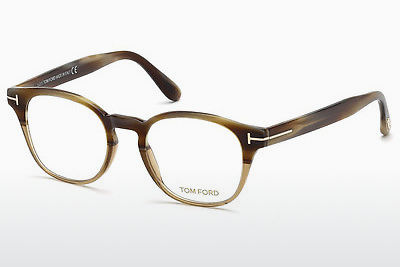 Gafas de diseño Tom Ford FT5400 65A - Concha, Horn, Brown