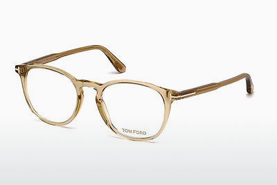 Gafas de diseño Tom Ford FT5401 045 - Marrones, Shiny