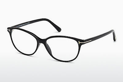 Gafas de diseño Tom Ford FT5421 052 - Marrones, Dark, Havana