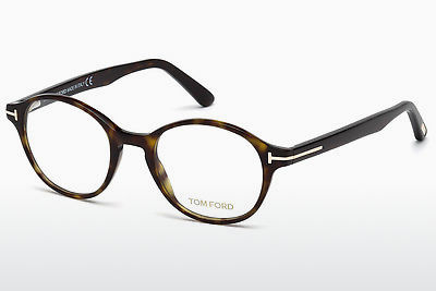 Gafas de diseño Tom Ford FT5428 052 - Marrones, Dark, Havana
