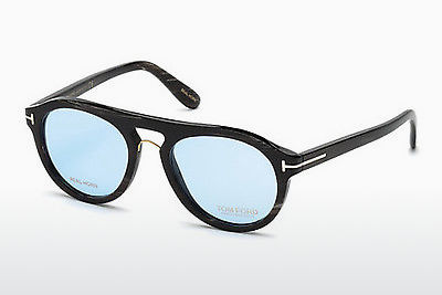 Gafas de diseño Tom Ford FT5438-P 62V - Marrones, Havanna