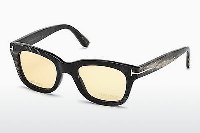 Gafas de diseño Tom Ford FT5439-P 62E - Marrones, Havanna