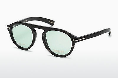 Gafas de diseño Tom Ford FT5441-P 62N - Marrones, Havanna
