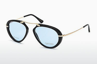 Gafas de diseño Tom Ford FT5442-P 62V - Marrones, Havanna